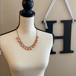 Coral Reversible Necklace